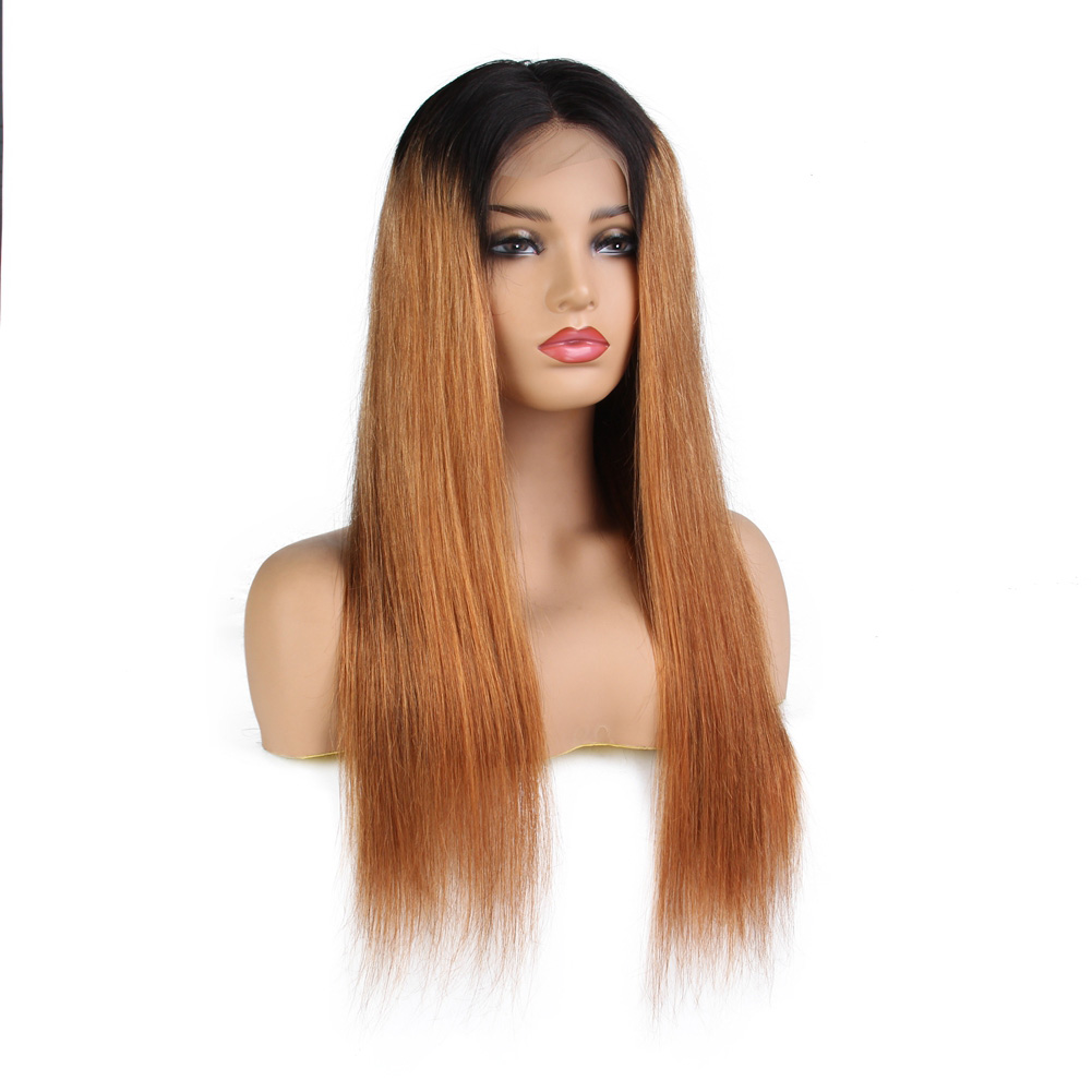 brazilian lace front human hair wigs ombre brazilian full lace wig ... 663801ede